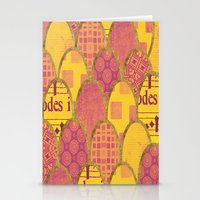 scales Stationery Cards featuring Scales by Sweet Colors Gallery