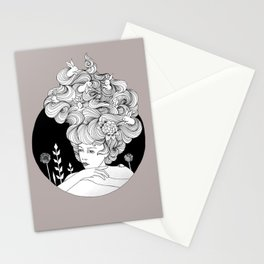 Travelling - Mulled Time Stationery Cards