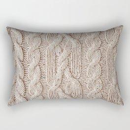 sweater Rectangular Pillow