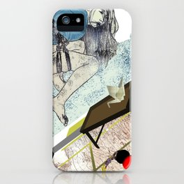 shibari_4 iPhone Case