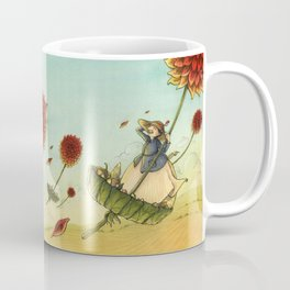 Seeds In The Wind Coffee Mug