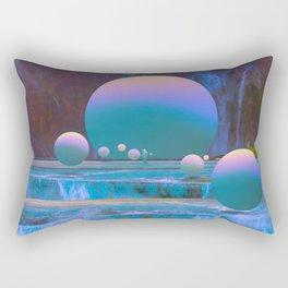 On a Trip Rectangular Pillow