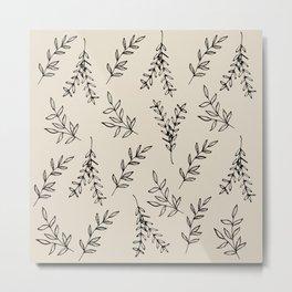 spruces Metal Print