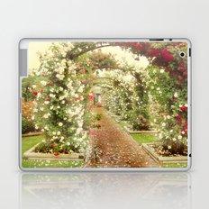 Promise Me A Rose Garden Laptop & iPad Skin
