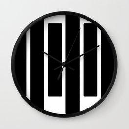 Paso de Cebra Wall Clock