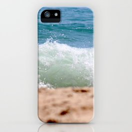Crashing Ashore iPhone Case