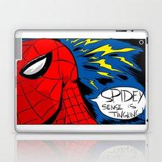 The Spidey Sense Laptop & iPad Skin