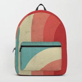 Retro Watermelon Backpack