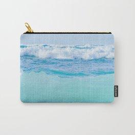 Kapukaulua Pure Blue Surf Carry-All Pouch