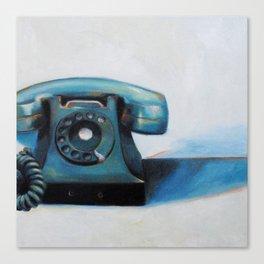 Operator Canvas Print
