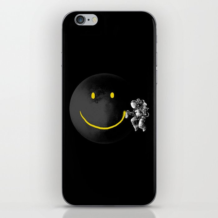 Make a Smile iPhone Skin