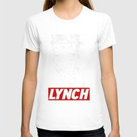 lynch T-shirts featuring David Lynch by Spyck
