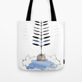 Growing is forever Tote Bag