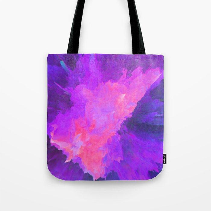 Livin High Tote Bag