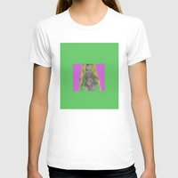 wes anderson T-shirts featuring Pamela Anderson by Dora Birgis