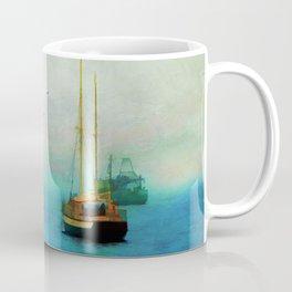 Harbor Fog Coffee Mug