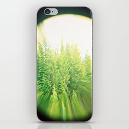 Sometimes, you need to look at life from a different perspective iPhone Skin