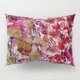 Citrine Petals Pillow Sham