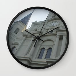 Cathedral Perspective Wall Clock