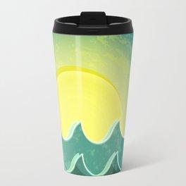 Sun and sea Travel Mug