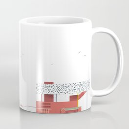 OCAD University | Icon-O-Tecture Coffee Mug