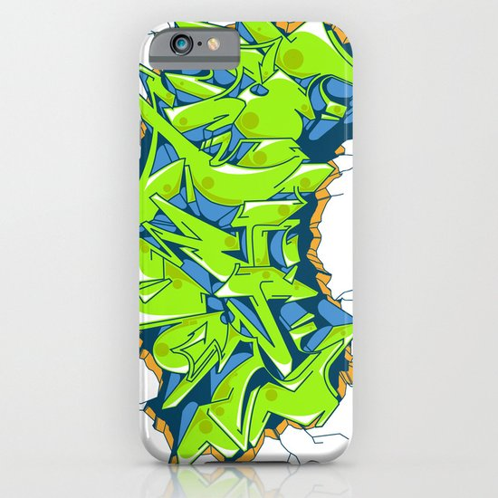 Vecta Wall Smash iPhone & iPod Case