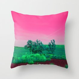 Candied Throw Pillow