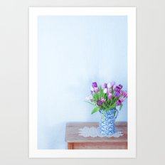 Exhilaration of Spring Art Print