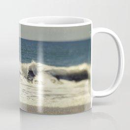 Indigo Blue Ocean Coffee Mug