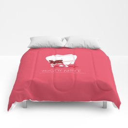 Tooth Paste Comforters