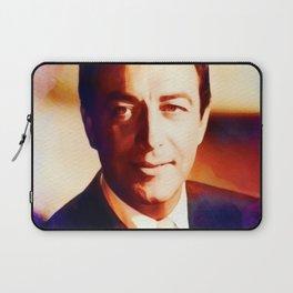 Robert Taylor, Hollywood Legend Laptop Sleeve