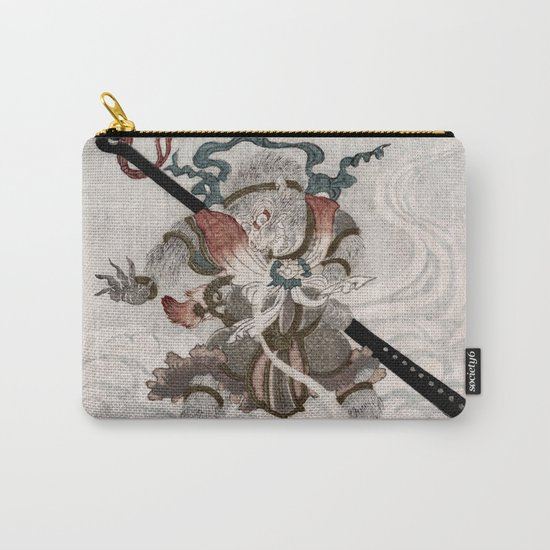 Son Goku, the Monkey King Carry-All Pouch