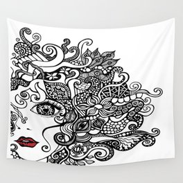 Thoughtful Wall Tapestry