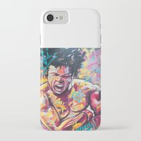 ali gulec iPhone & iPod Cases featuring Ali by somanypossibilities