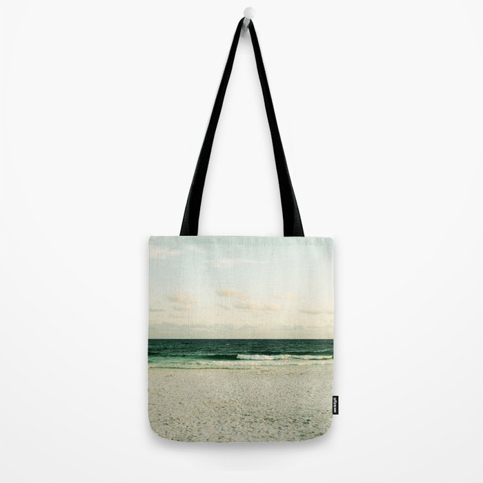Lonely Wave Tote Bag