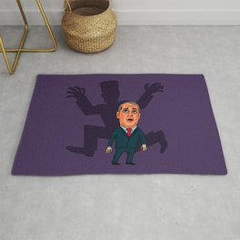 The GOP loses control of its Frankenstein monster Rug