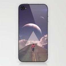 'Distant Star Run' iPhone & iPod Skin