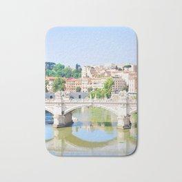 148. Go to Vatican, Rome Bath Mat