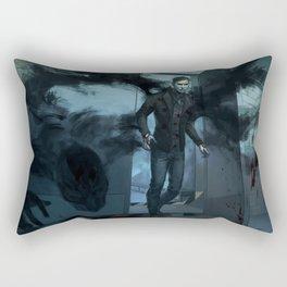 Terrible Horror Rectangular Pillow