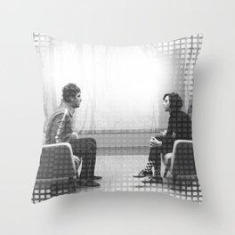 Inktober 2018 (Day 26-B) Throw Pillow