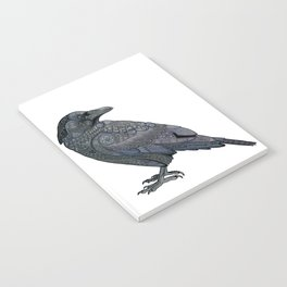 Celtic Raven Notebook