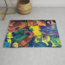 The Dawn Tide - Digital Remastered Edition Rug