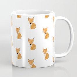 Fox Pat Coffee Mug