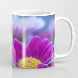Daisy Love - Pink Marguerite Flower #1 #decor #art #society6 Coffee Mug