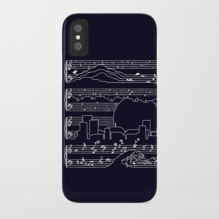 The Moonlight Sonata iPhone Case