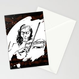 Paganini (2) Stationery Cards