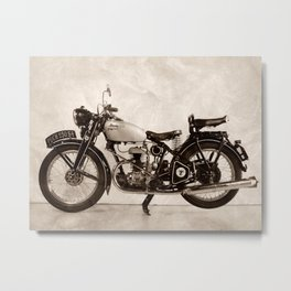 Puch S4 Metal Print