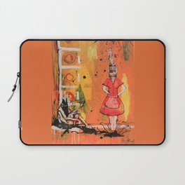 By Your Side Laptop Sleeve