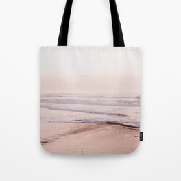 Dreamy Pink Pacific Beach Tote Bag