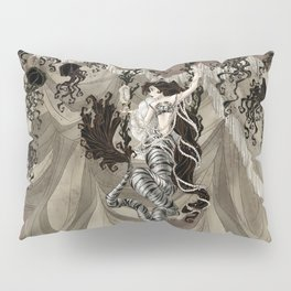 Midnight Circus: Siren's Tent Pillow Sham